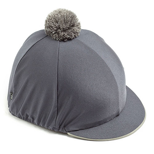 Carrots Plain Grey Hat Cover (Personalised)