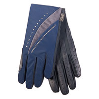 Show Pro Navy Show Pro Adult Glove
