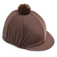 Carrots Plain Brown Hat Cover (Personalised)