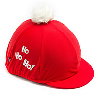Carrots Red HO HO HO Hat Cover