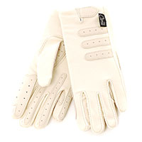 Cream Adult Competition Glove